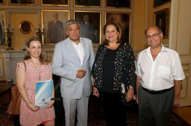 Συνάντηση ΙΣΑ με την Πρόεδρο της Ελληνικής Ένωσης Τραπεζών
