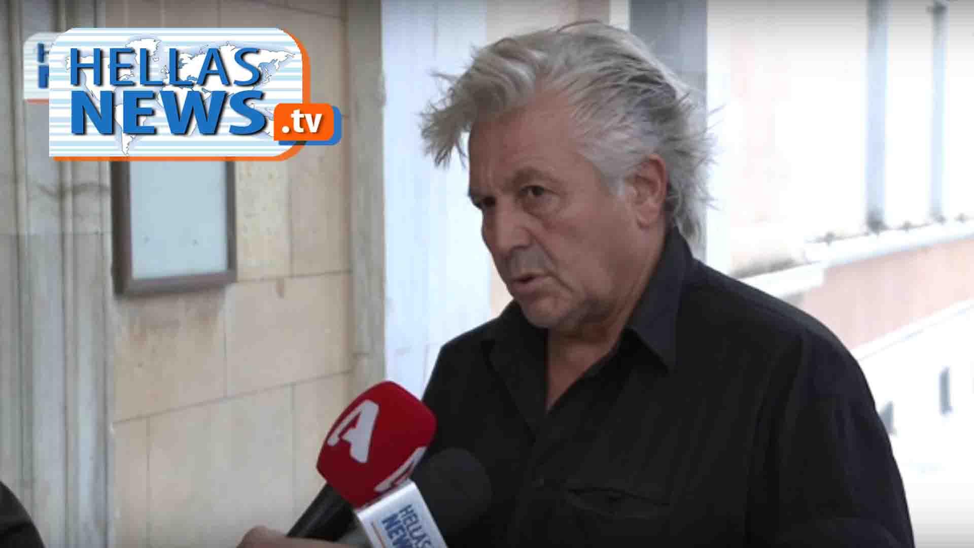 Βουλή- Δήλωση Θ. Παπαχριστόπουλου για τους εργαζόμενους των καναλιών που απειλούνται με «μαύρο»