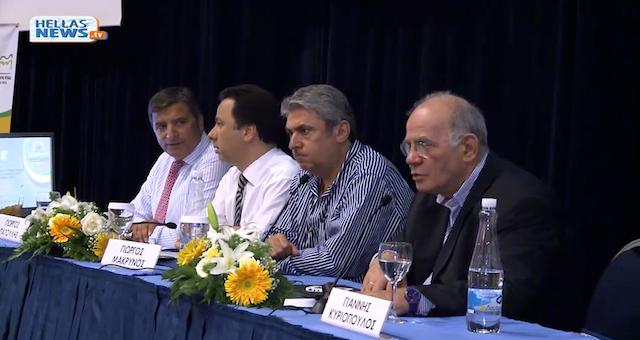 Το 8ο Πανελλήνιο Συνέδριου του Ε.Δ.Δ.Υ.Π.Π.Υ στην Αλεξανδρούπολη