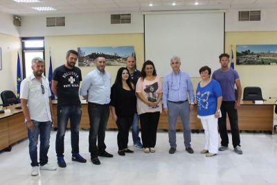Ορκωμοσία 6 νέων μόνιμων εργαζομένων στο Δήμο Ελευσίνας