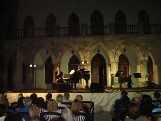 Χαιρετισμός Δημάρχου Πεντέλης στην Μουσική Βραδιά «Ο Κορκολής στην Πλακεντία»